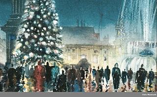 Historien om Oslo-grantreet som endte opp som juletre i London