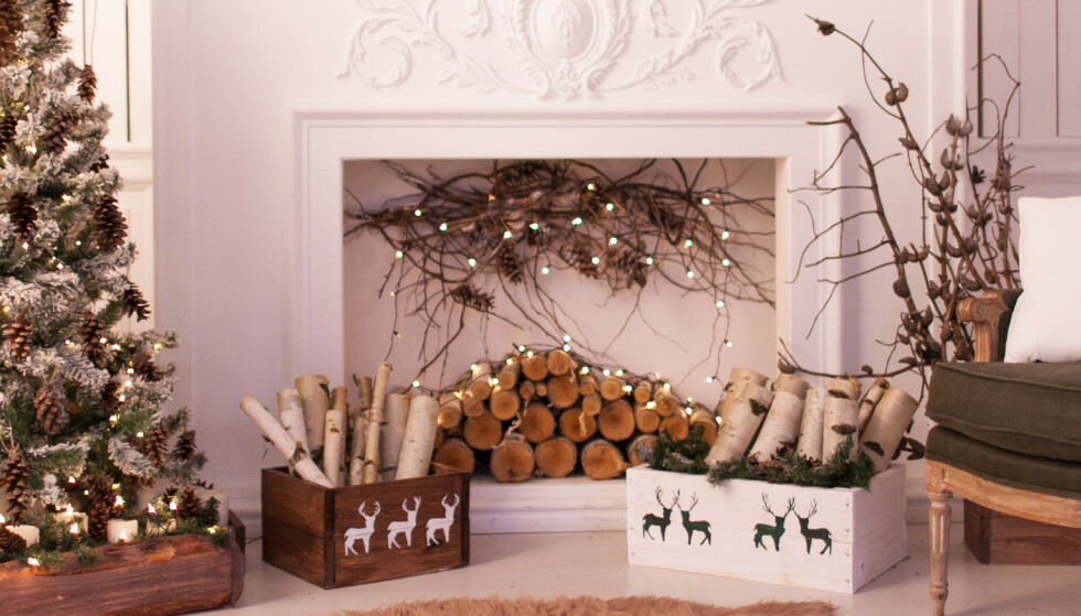 Interiøret som garantert gir julestemning