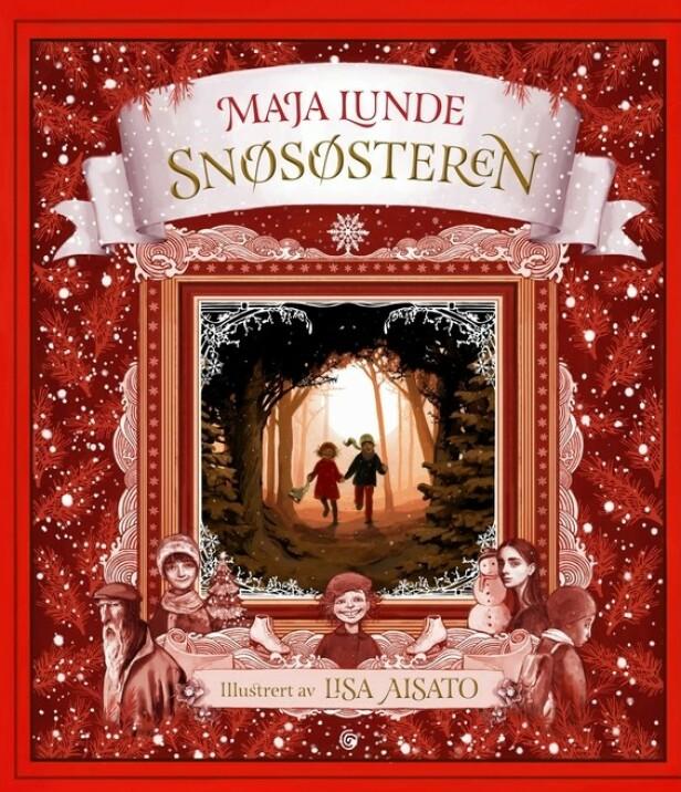 Snøsøsteren av Maja Lunde, kr 299