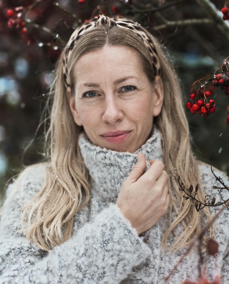 BARNLØS: Lenge lurte Hege Paulsen på om livet var verdt å leve hvis hun ikke fikk barn. FOTO: Astrid Waller