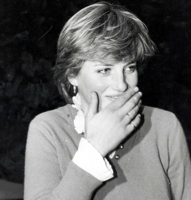 USKYLDIG: Diana før hun giftet seg med Charles, og mens hun fortsatt jobbet i barnehagen. FOTO: NTBScanpix