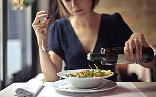 Stemmer det at fet mat er bra for huden?