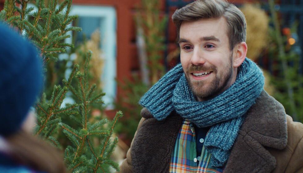 EKSEN: I Netflix-serien spiller Stian Blipp karakteren Christian, som er Johannes ekskjæreste. Han har nå fått samboer og barn. FOTO: Netflix