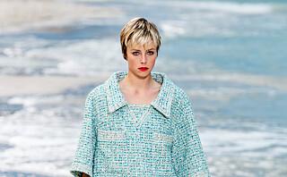 Ble fortalt at hun var «for feit» for fashion week