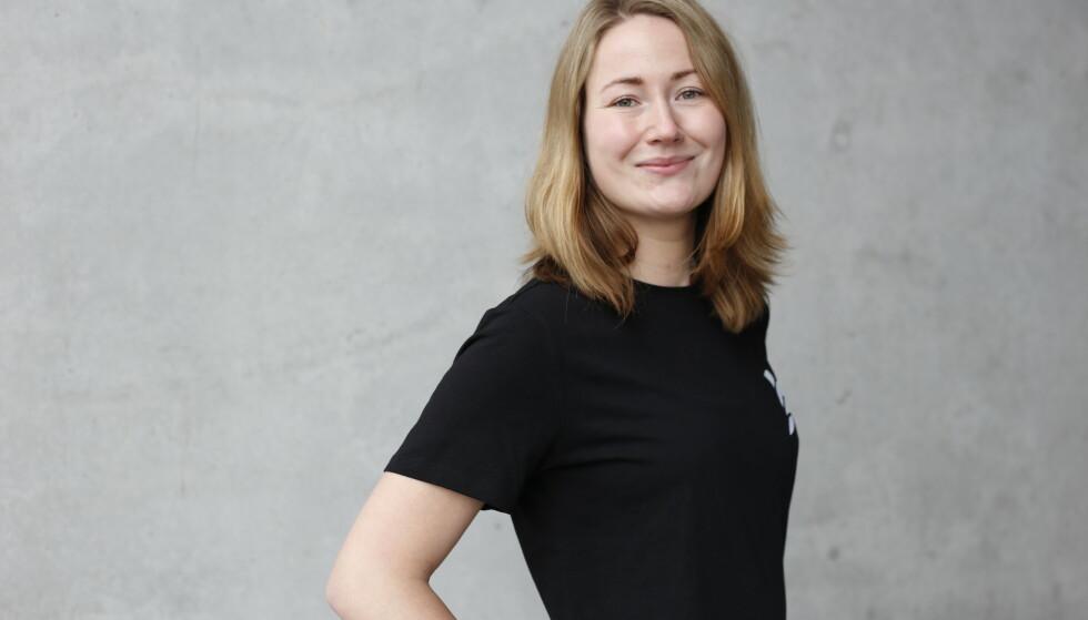 <strong>EKSPERTEN:</strong> Maria Uldahl er ernæringsrådgiver i Spis, Tren, Tenk. FOTO: Privat