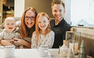 Tobarnsfamilien bodde 7 måneder på 10 kvadrat