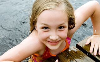- Barn må få svømmeundervisning ute