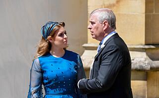 Prinsesse Beatrice avlyser forlovelsesfesten - faren prins Andrew får skylden