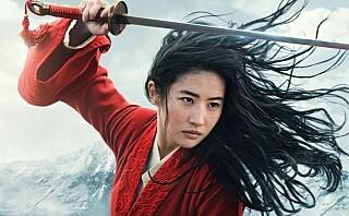Slik blir den nye Mulan-filmen
