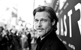 Brad Pitt: - Jeg gråt ikke på 20 år