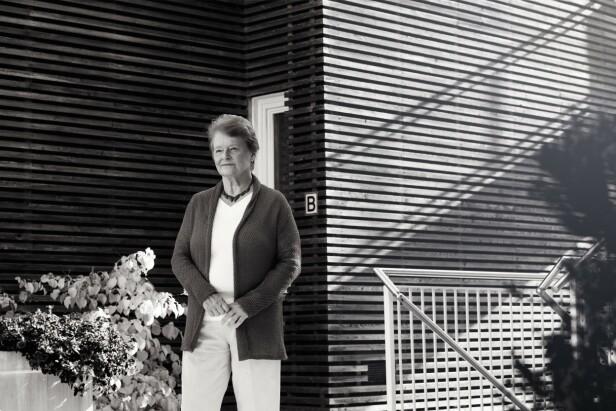 Gro skulle ønske det var mer åpenhet om psykisk helse mens hennes yngste sønn, Jørgen, levde: – Det kunne gjort det lettere. Det var mer stigma før, sier hun. FOTO: Astrid Waller