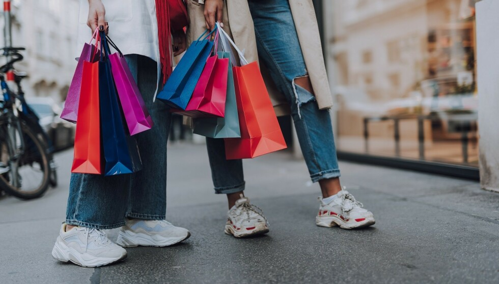 OVERFORBRUK: – En shoppingavhengighet kan føre til alvorlige økonomiske problemer, sier forbrukerøkonom. FOTO: NTB Scanpix