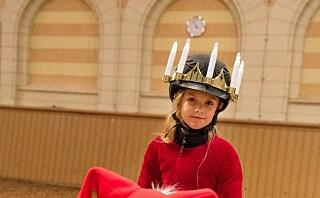 Her følger prinsesse Estelle i «tante» Märthas fotspor!