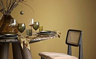 Denne borddekkingen gjør nyttårsaften til årets vakreste og mest gjennomførte fest