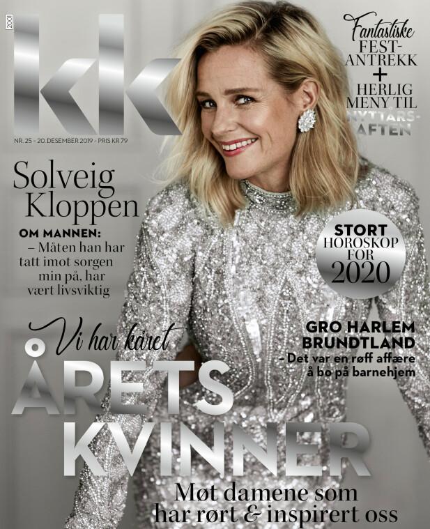 KK25 «Årets kvinner» er i butikk fra 20. desember.