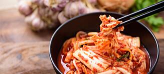 7 helsefordeler ved å spise Kimchi