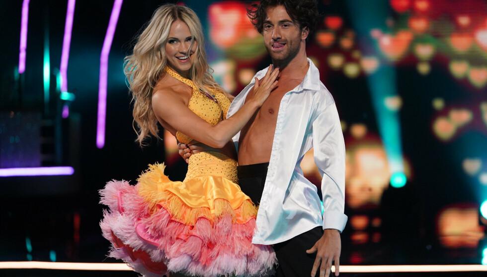 SKAL VI DANSE: Emilie forteller til KK at «Skal Vi Danse» alltid har vært en drøm. FOTO: NTB Scanpix