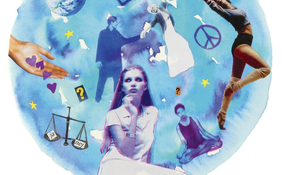 HOROSKOP: Les deg opp på ditt horoskop! Slik blir 2020! ILLUSTRASJON: Anna Adelback-Houplain
