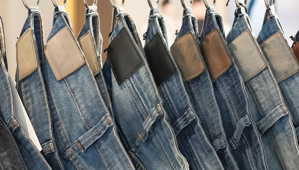 Weekday introduserer jeans uten størrelse
