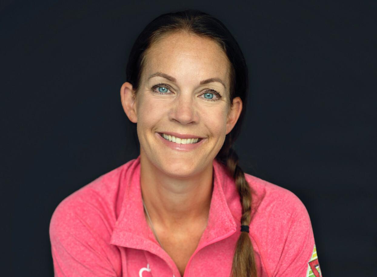 EKSPERTEN: Karoline Steenbuch Lied er fagansvarlig for kosthold og ernæring i Roede og har en master i samfunnsernæring. FOTO: Roede