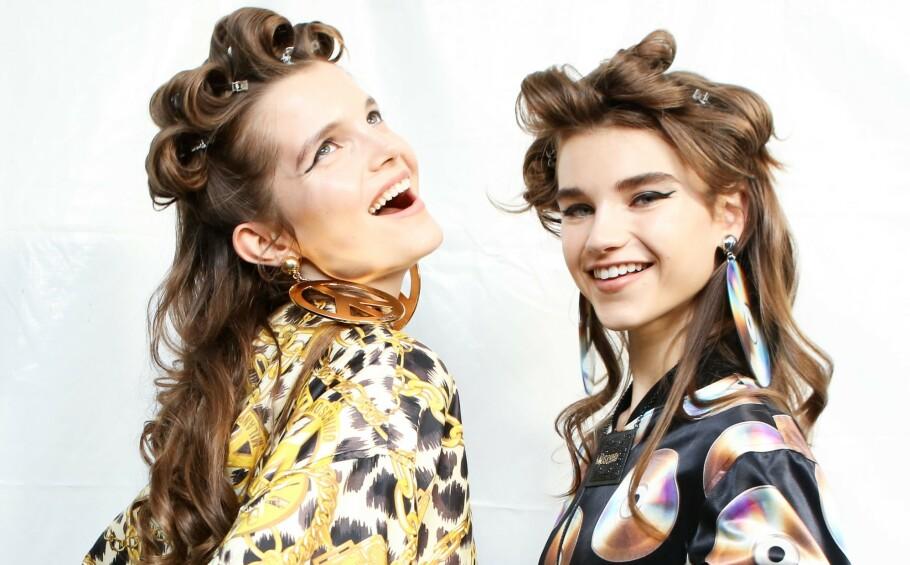 HÅR- OG SMINKETIPS: Sjekk ut disse fantastiske videoene som kan redde deg fra enhver hår- og sminkekrise. Foto: NTB Scanpix