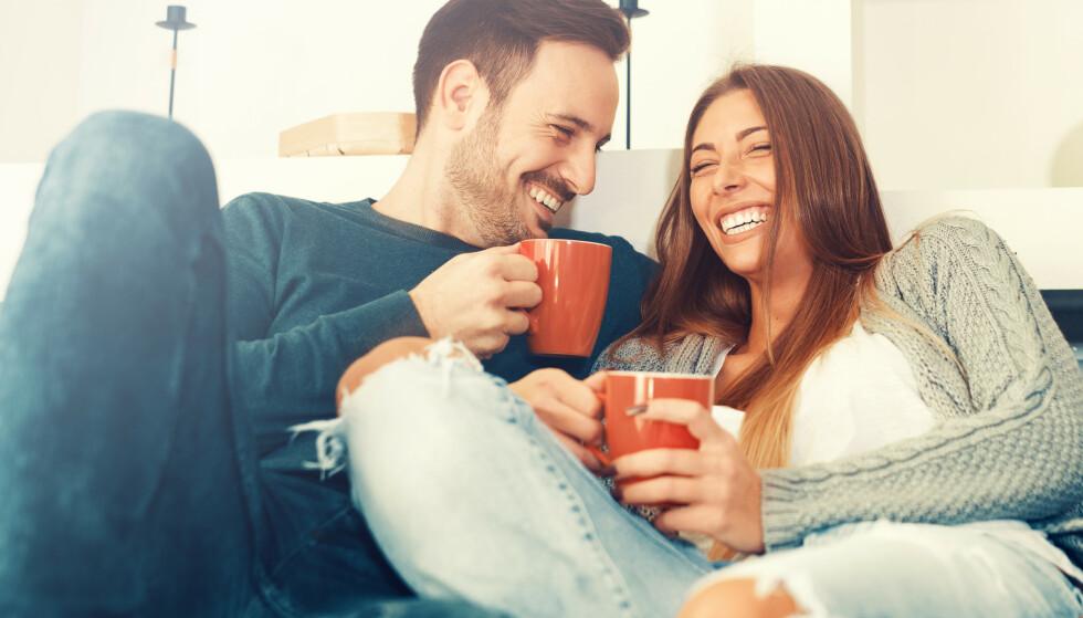 SE HVERANDRE: - Det er klart at det å føle seg sett og ønsket i et forhold, kan påvirke sexlivet og intimiteten i stor grad, sier eksperten. FOTO: NTB Scanpix