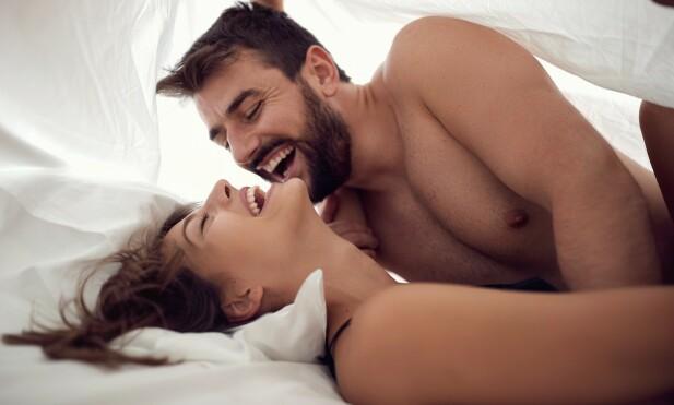 BEDRE ELSKERE: Berling forteller at menn blir mer nytelsesorientert med årene. Slett ikke dumt! FOTO: Scanpix