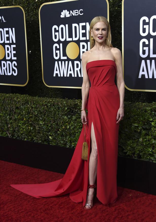Nicole Kidman. Foto: NTB Scanpix