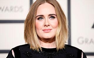 Nye bilder av Adele bekymrer fansen: – Hun ser syk ut