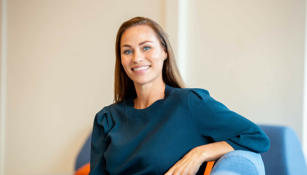 <strong>EKSPERTEN:</strong> Forbrukerøkonom i Danske Bank, Cecilie Tvetenstrand. FOTO: Danske Bank/Sturlason