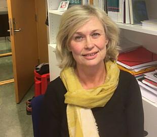 Ekspert Nina Rossholt. FOTO: Privat