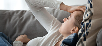 Hodepine og øresus kan være tegn på jernmangel