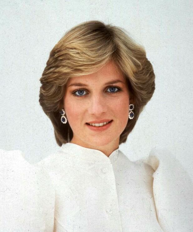 80-TALLET: Prinsesse Diana hadde en tidløs frisyre mange lot seg inspirere av, og er fortsatt et stilikon i dag. Foto: NTB