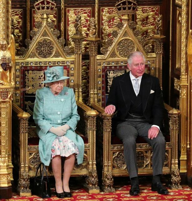 «SVÆRT SKUFFENDE»: Kongeekspert Stavseng mener hertugparet behandler kongehuset og dronning Elizabeh på en svært skuffende måte. Foto: NTB Scanpix