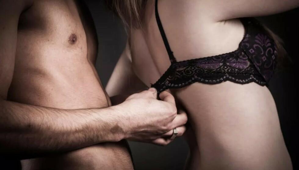 FREKK GULVØVELSE: Denne stillingen gir lett stimulering av klitoris fra innsiden. Foto: Scanpix