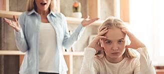 Derfor bør du ikke straffe barna dine