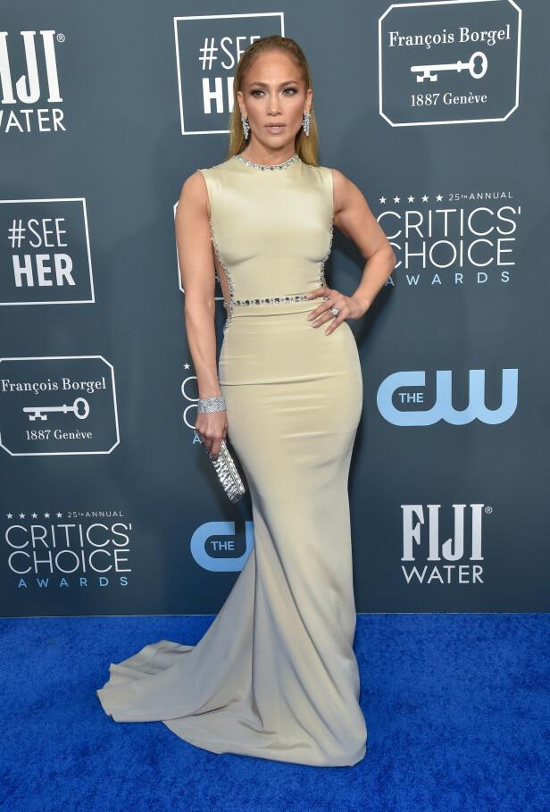 Jennifer Lopez. Foto: NTB Scanpix