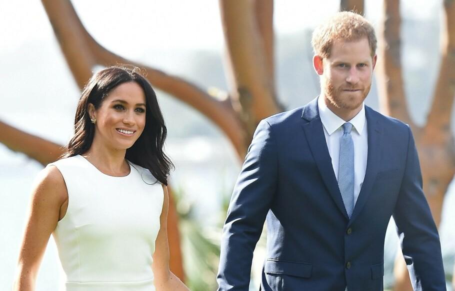 NYTT LIV: Hertugparet trekker seg fra sine kongelige plikter. Foto: NTB Scanpix