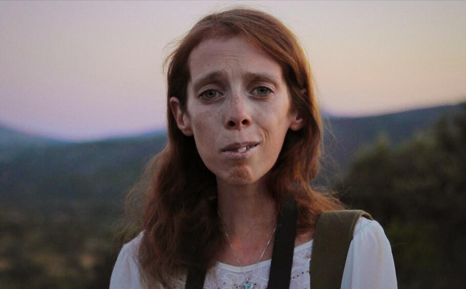 BEGAVET: Fotokunstner Lene Marie Fossen fikk anoreksi som tiåring. Etter over tyve års kamp mot sykdommen, gikk hun bort høsten 2019. Hun ble 33 år. I dokumentarfilmen Selvportrett FOTO: Espen Wallin/Speranza Film/Norsk Filmdistribusjon
