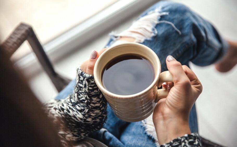 FLERE HELSEFORDELER: Traktekaffe kan redusere risikoen for en rekke helseproblemer, som depresjon og diabetes. FOTO: NTB Scanpix