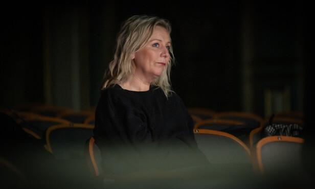 VILLE IKKE BLI VOKSEN: - Jeg har alltid likt barnet Linn, sier Skåber til KK. FOTO: Lars Opstad