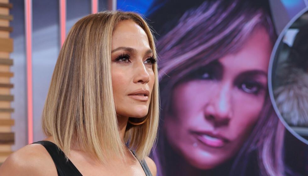 BOB: Jennifer Lopez er en av mange kjendiser som er blitt sett med bob flere ganger. FOTO: NTB Scanpix