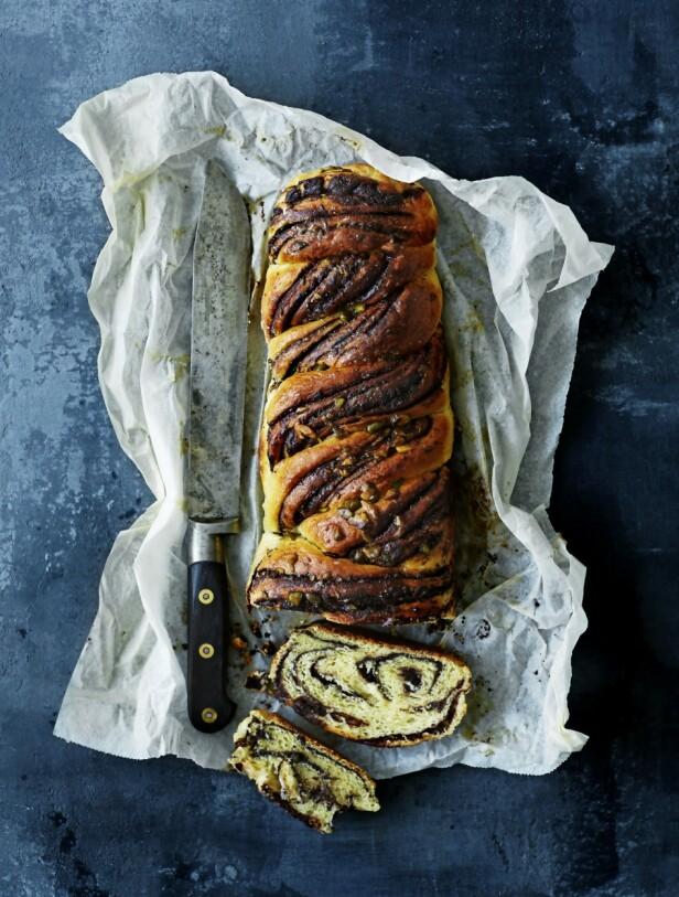 Babka stammer fra Øst-Europa. Immigranter brakte den brødaktige kaken med seg til Amerika, der den ble utbredt. FOTO: Betina Hastoft