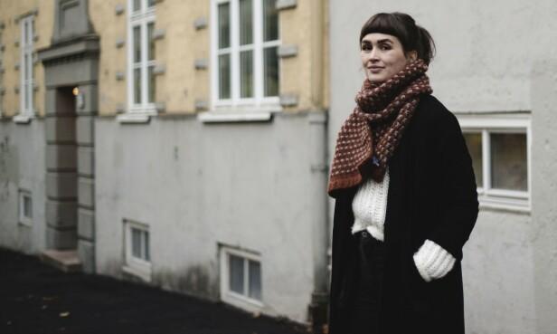 KJØPT LEILIGHET I OSLO IGJEN: - Vi flytter inn igjen i samme bygård som vi flyttet fra, sier Ida og ler. Foto: Helena Krekling