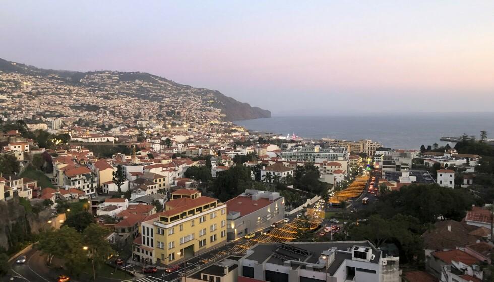 5 gode grunner til å besøke Madeira