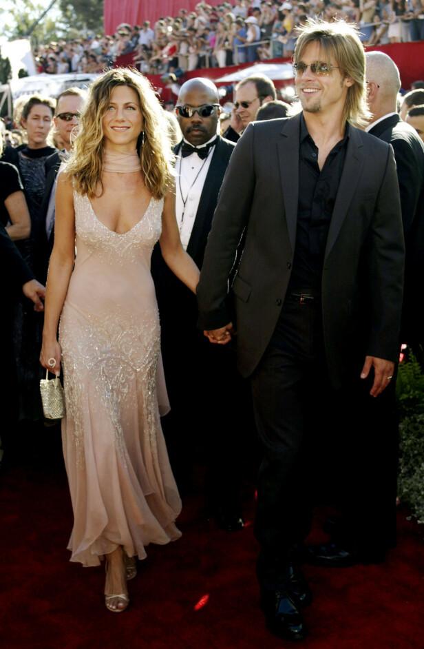SEPTEMBER 2002: Emmy Awards. Foto: NTB Scanpix