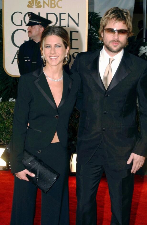 JANUAR 2002: Golden Globes. Foto: NTB Scanpix