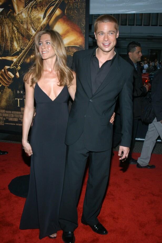 MAI 2004: Premiere for filmen «Troy». Foto: NTB Scanpix