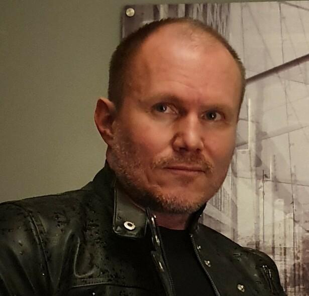 TESTER PAR: - Mange får en ny start, mener Ørjan Hesjedal. FOTO: Privat