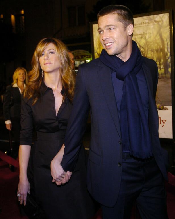 JANUAR 2005: Premiere for filmen «Along Came Polly». Foto: NTB Scanpix